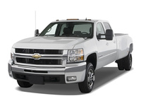 2009 Chevrolet Silverado 3500HD Overview
