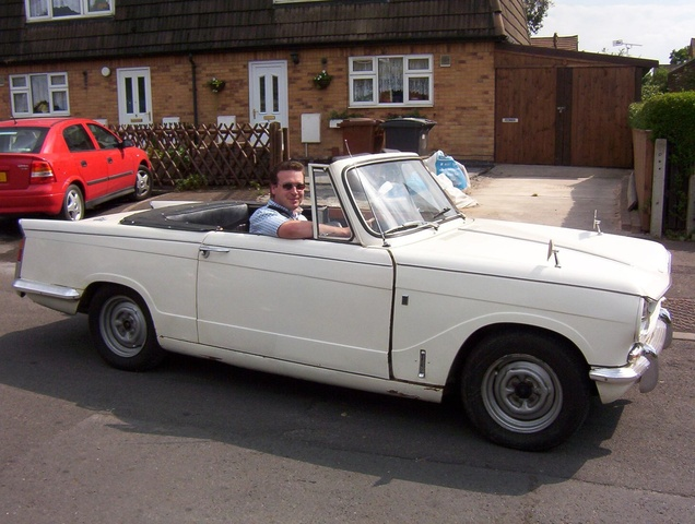 Picture of 1970 Triumph Vitesse