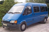 Picture of 1993 Ford Transit Cargo, exterior, gallery_worthy