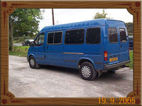 1993 Ford Transit Cargo Picture Gallery
