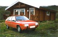 Picture of 1986 Citroen BX, exterior