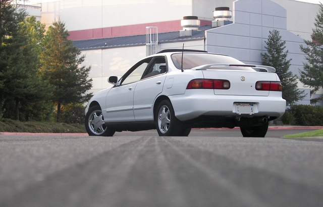Picture of 1996 Acura Integra GS-R Sedan, exterior