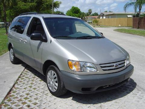 Picture of 2002 Toyota Sienna, exterior