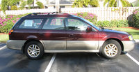 Picture of 2001 Subaru Outback Limited Wagon, exterior, gallery_worthy