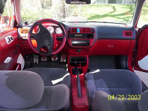 1998 honda civic pictures cargurus - 1996 honda civic hatchback interior ...
