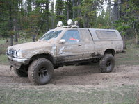 Picture of 1992 Toyota Pickup 2 Dr Deluxe 4WD Extended Cab SB, exterior
