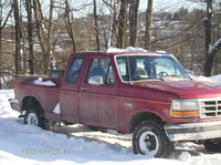 Picture of 1993 Ford F-150 XLT 4WD Extended Cab Stepside SB, exterior