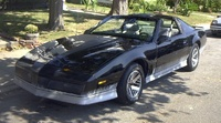 1984 Pontiac Trans Am, 1984 TransAm 5.0 HO. 5 speed. t top. headers w/duals., exterior