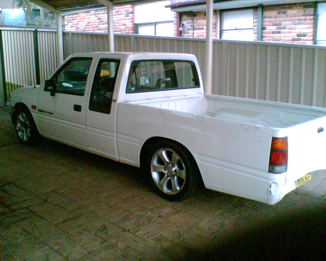 1995 Isuzu Rodeo picture