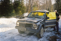 Picture of 1990 Jeep Comanche 2 Dr Pioneer 4WD Standard Cab SB, exterior, gallery_worthy