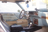1979 Oldsmobile Cutlass Supreme picture, interior