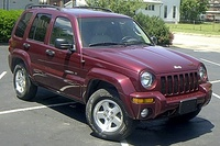 2003 Jeep Liberty Overview