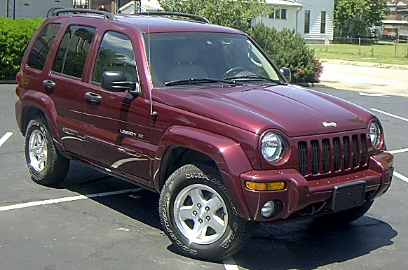 Picture of 2003 Jeep Liberty Limited 4WD