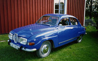 1973 Saab 96 Overview