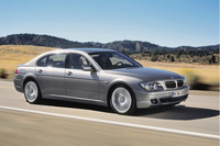 2008 BMW Alpina B7 Overview