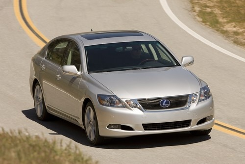 Picture of 2009 Lexus GS 450h, exterior