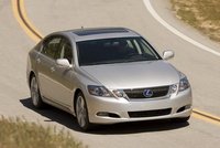 2009 Lexus GS 450h Overview