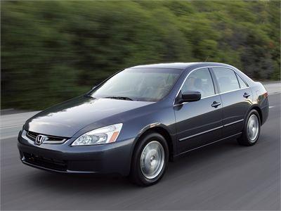 2005 Honda Accord EX Picture, ...