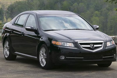 2003 Acura on 2006 Acura Tl 6 Spd Mt W Performance Tires Picture  Exterior