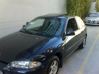 affrica's 1995 Mitsubishi Colt, exterior, gallery_worthy