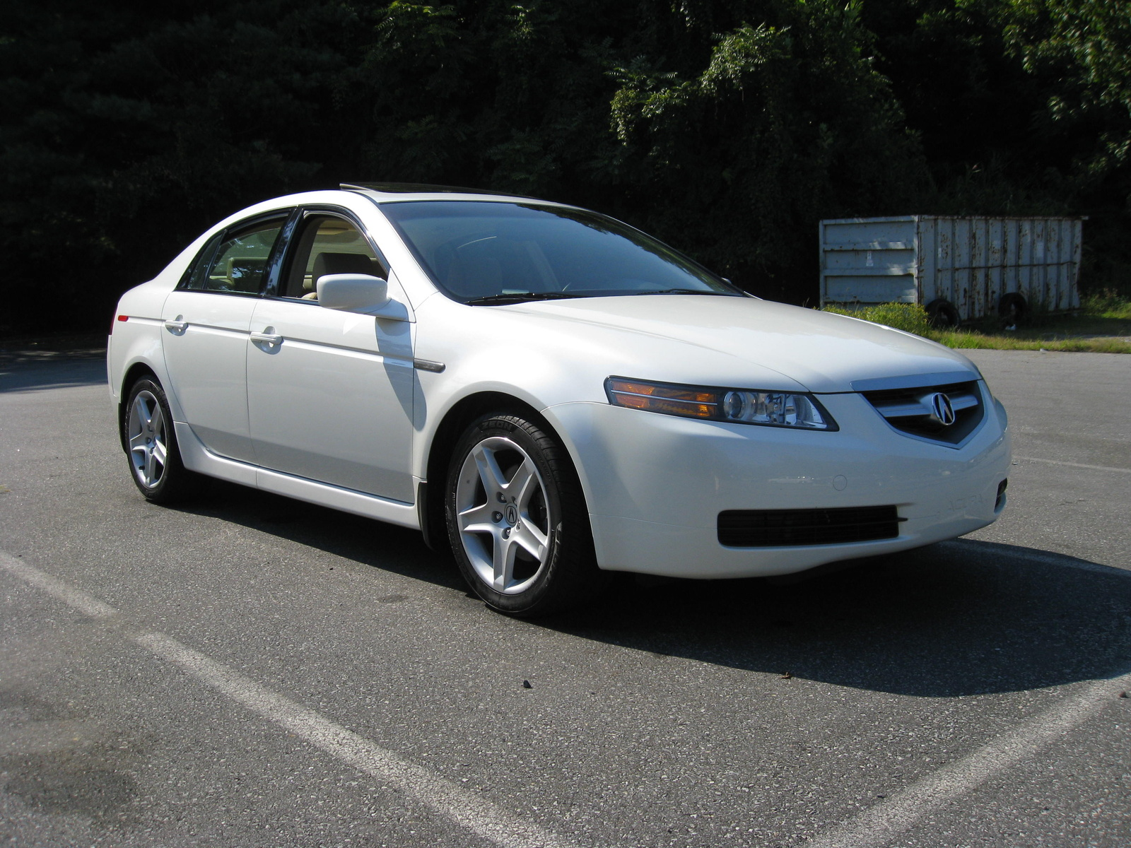 2004 Acura TL 5-Spd AT w/Navigation picture
