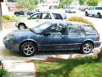 1993 Saturn S-Series 4 Dr SW2 Wagon picture, exterior
