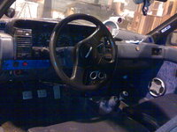 Picture of 1986 Nissan Sunny, interior, gallery_worthy