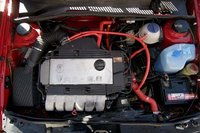 Picture of 1991 Volkswagen Golf 4 Dr GL Hatchback, engine