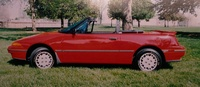 1994 Mercury Capri Overview