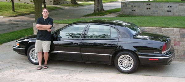 1997 Chrysler LHS 4 Dr STD Sedan picture