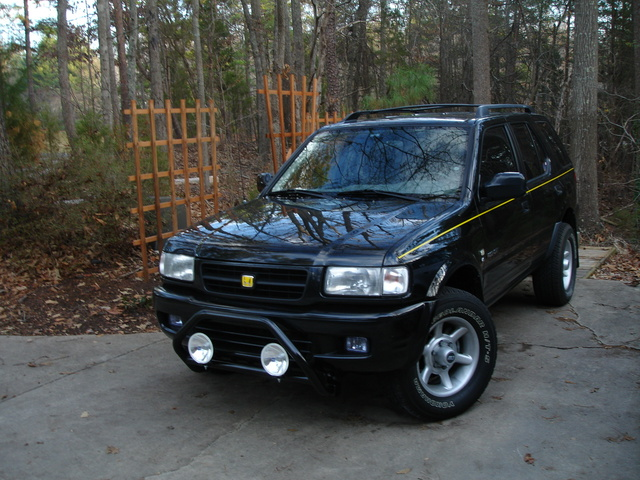 Picture of 1999 Honda Passport
