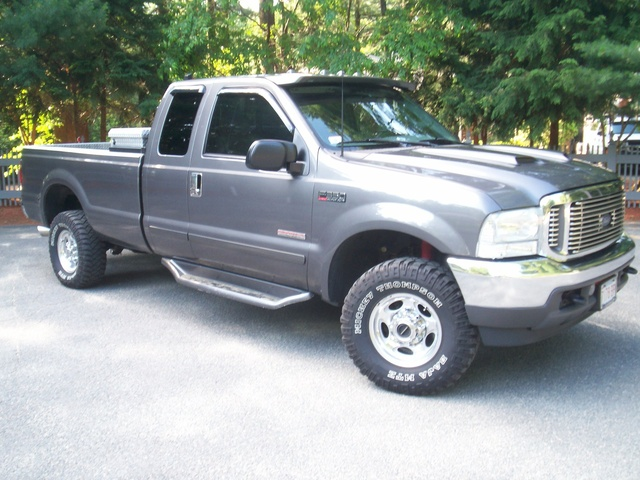 Picture of 2003 Ford F-350 Super Duty Lariat 4WD Extended Cab LB, exterior