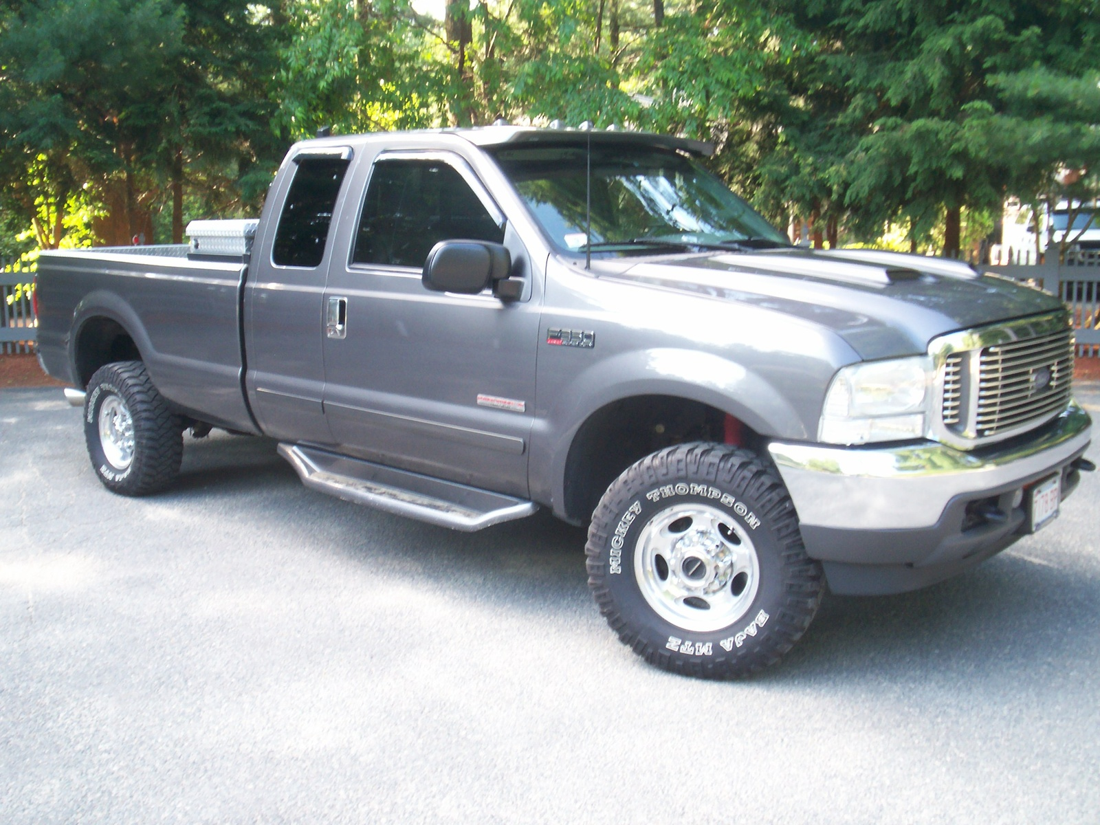 Picture of 2003 Ford F-350 Super Duty Lariat 4WD Extended Cab LB