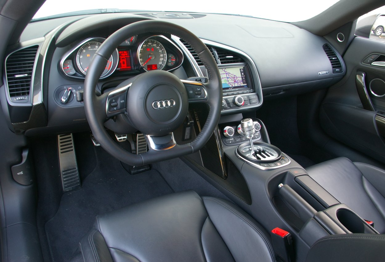 2008 audi r8 interior pictures cargurus. Black Bedroom Furniture Sets. Home Design Ideas