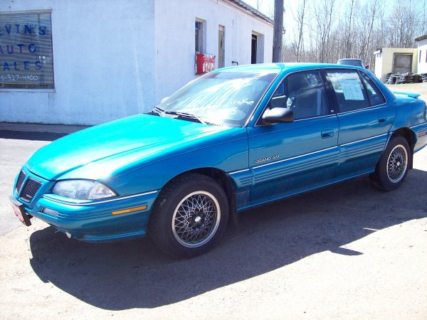 Pontiac Grand Am Dr Se Sedan Pic