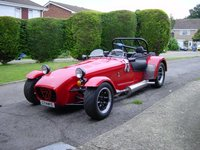 1990 Caterham Seven Overview