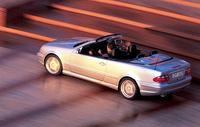 Picture of 2000 Mercedes-Benz CLK-Class 2 Dr CLK320 Convertible, exterior