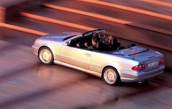 Mercedes Benz Clk320 Convertible. 2000 Mercedes-Benz CLK-Class 2