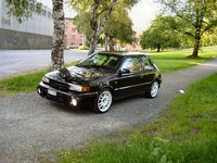 Picture of 1993 Mazda 323 SE Hatchback, exterior