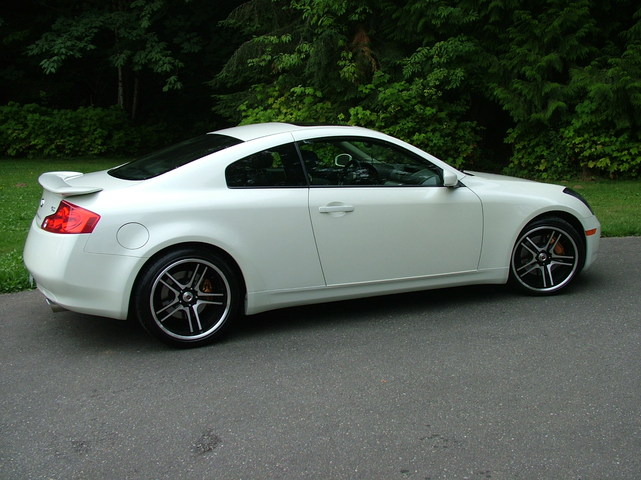 Infiniti g35 coupe related imagesstart 0 weili automotive network 2004 infiniti g35 coupe picture exterior vanachro Gallery