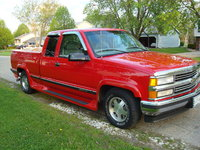 Picture of 1998 Chevrolet C/K 1500 Cheyenne Extended Cab LB, exterior