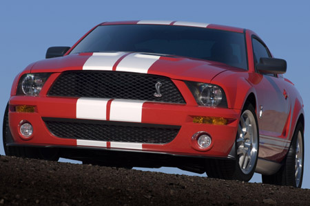 Picture of 2008 Ford Mustang Shelby GT500 Coupe RWD