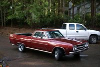 Picture of 1965 Chevrolet El Camino, exterior, gallery_worthy