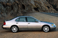 Picture of 2001 Nissan Altima SE, exterior