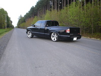 2000 GMC Sonoma SLS Ext Cab Short Bed 2WD picture, exterior