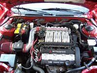 Picture of 1994 Mitsubishi 3000GT 2 Dr SL Hatchback, engine