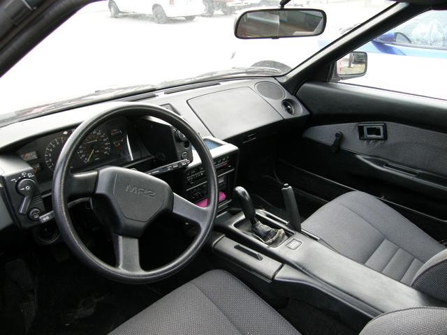 1987 toyota mr2 interior pictures cargurus