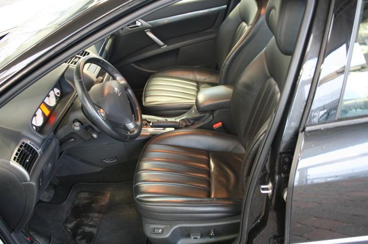 2005 peugeot 407 interior pictures cargurus for Interior 407 coupe