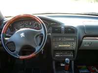 Picture of 1997 Peugeot 406, interior, gallery_worthy