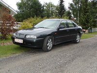 1995 Rover 620 Overview